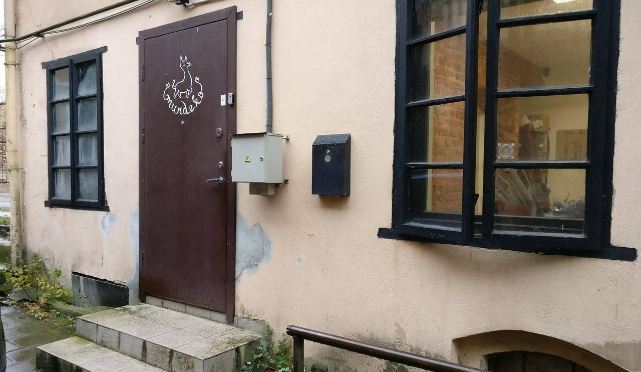 """Studija """"Murdeko"""" įsikūrusi Rotušės aikštėje"""