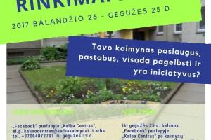 kauno centras online