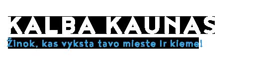 Kalba Kaunas