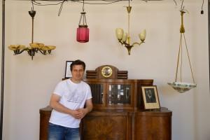 """Organizacijos """"Gražinkime Kauną"""" įkūrėjas Dainius Lanauskas"""