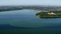 Kauno marios – didžiausias dirbtinis vandens telkinys Lietuvoje.