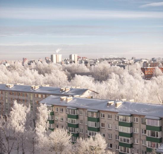 Net 30 procentų šilumos energijos iššvaistoma per prastos būklės stogą.